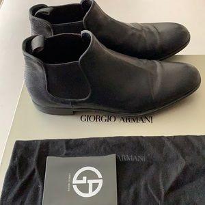 Giorgio Armani men's boots